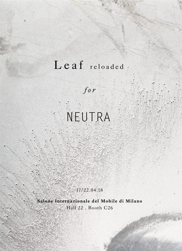 2018-04_News_Salone_Neutra Re